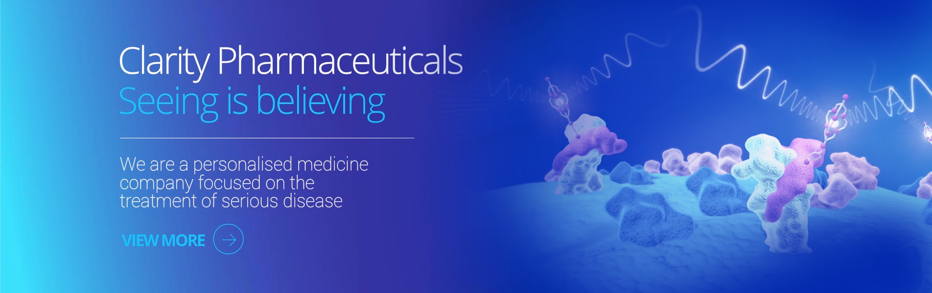 Clarity Pharmaceuticals - Radiopharmaceutical Therapies and